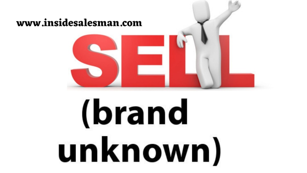how to sell an unknown brand